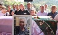 Tuğluk'un annesi Tunceli'de toprağa verildi