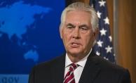 ABD Dışişleri Bakanı Tillerson: Türkiye'nin meşru hakkını takdir ediyor ve tanıyoruz
