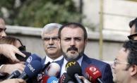 AK Parti Sözcüsü Ünal'dan 'Melih Gökçek' açıklaması