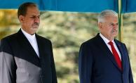 Başbakan Yıldırım, Cihangiri ile baş başa görüştü