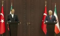 Başbakan Yıldırım: PKK ile mücadelede İran'ın iş birliğini önemsiyoruz