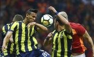 Fenerbahçe, Kadıköy'e 1 puanla dönüyor