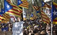 Katalan liderin konuşması iptal edildi