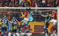Galatasaray - Fenerbahçe derbisinde gol çıkmadı