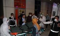 Çerkezköy OSB'de patlama: 9 kişi yaralandı