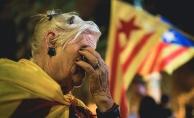 Ayrılıkçı Katalanlar tek taraflı bağımsızlık ilanını teyid edemedi