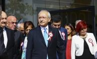 Kılıçdaroğlu: Ortadoğu bataklığına Türkiye'nin girmemesi gerektiğini defalarca dile getirdim
