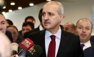 Kültür ve Turizm Bakanı Numan Kurtulmuş: Karar, Ortadoğu'yu tekrar ateşe atma girişimidir