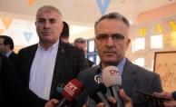 Maliye Bakanı Ağbal: Lojmanlarda oturan kamu görevlilerine, bu lojmanları öncelikle alma hakkı getiriyoruz