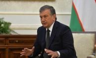 Özbekistan Cumhurbaşkanı Mirziyoyev'den TBMM'ye ziyaret
