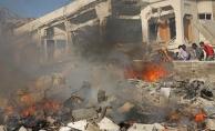 Somali'deki bombalı saldırıda ölü sayısı 231'e yükseldi