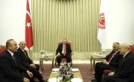Cumhurbaşkanı Erdoğan: Perşembe günü Sayın Bahçeli ile görüşmem olacak