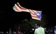 """Yunanistan'da """"Katalonya'ya bağımsızlık"""" gösterisi"""
