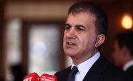 """AB Bakanı ve Başmüzakereci Çelik: """"Bu karar, siyasi ve ahlaki olarak utanç duyulması gereken bir karardır"""""""