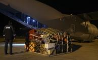 Arama kurtarma ekipleri Süleymaniye'ye hareket etti
