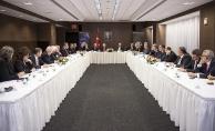 Başbakan Yıldırım, Musevi toplumu temsilcileri ile bir araya geldi