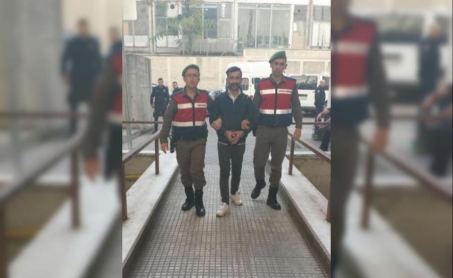 Bursa'da 13 ayrı suçtan aranan PKK'lı yakalandı