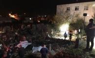 Düzce'de beton mikseri kahvehaneye girdi: 2 kişi öldü