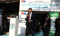 Gümrük ve Ticaret Bakanı Tüfenkci: Ülkemizde birçok projeyi AB ile beraber gerçekleştiriyoruz