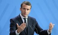 Fransa Cumhurbaşkanı Macron: Avrupa'yı bağımsız yapacak ortak politika inşa etmeliyiz