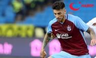 Trabzonspor'da Sosa en az 2 hafta yok