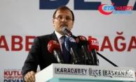 Başbakan Yardımcısı Çavuşoğlu: Kudüs'e sahip çıkmak, her Müslüman'ın görevidir