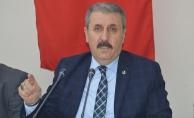 BBP Genel Başkanı Destici: Aydınlık gelecek ümidimizi asla kaybetmemeliyiz