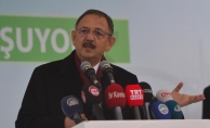 Bakan Özhaseki: Bizim coğrafyamızda kan ve göz yaşı var