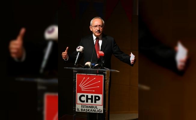 CHP Genel Başkanı Kılıçdaroğlu: Kimsenin FETÖ ile mücadele ettiği falan yok