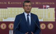CHP Grup Başkanvekili Özel: Trump'ın tehdidi kınanmalı