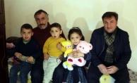 Çocuklarına bakan babaya ev