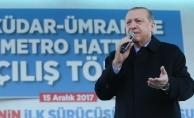 Cumhurbaşkanı Erdoğan: Kudüs kararı İslam dünyasına yönelik yeni operasyonların habercisidir