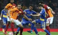 Galatasaray, kupada avantaj yakaladı