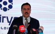 Gümrük ve Ticaret Bakanı Tüfenkci: Güvenlik güçlerimiz şefkat elini uzatarak ilerliyor