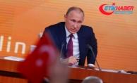 """Putin ABD'nin Kremlin Raporu'nda yer almadığı için """"üzgün"""""""
