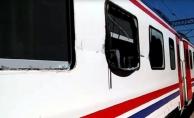 Trenin çarptığı genç kız öldü