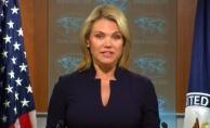 ABD Dışişleri Bakanlığından Suriye açıklaması