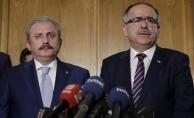 AK Parti-MHP Milli Mutabakat Komisyonunun ilk toplantısı tamamlandı