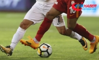 Galatasaray 3 puanı 2 golle aldı