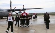 Ordu'lu şehit askerlerin cenazeleri memleketlerinde