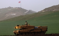 TSK ve ÖSO, Afrin'in kuzeydoğusundaki Uverkan köyünü teröristlerden temizledi
