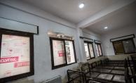 Azez'de teröristlerin tahrip ettiği hastane onarıldı
