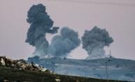 Afrin'deki terör hedefleri, ATAK helikopterleri ve topçu birliklerince vuruldu