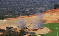 Afrin'in Şeran beldesine bağlı Çemenli, Alibezanlı ve Karkin köyleri teröristlerden temizlendi