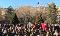 """Afrin'deki Mehmetçik'e güvenlik korucularından """"gönüllü"""" destek"""