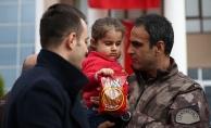 Antalya'da Özel harekat polisleri Afrin'e dualarla uğurlandı