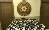 Başkentte silah kaçakçılığı operasyonları