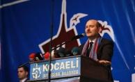 İçişleri Bakanı Soylu: Bu nesil büyük bir başarının altına imza atmaktadır