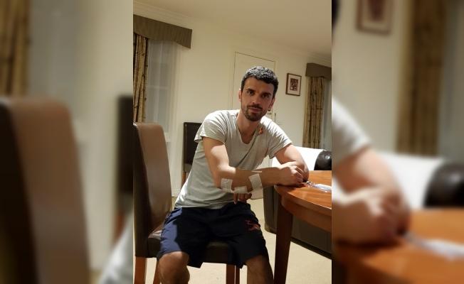 Kenan Sofuoğlu sezona kazayla başladı