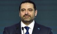 """Hariri: """"ABD Suriye'yi vurursa Lübnan bundan uzak durur"""""""